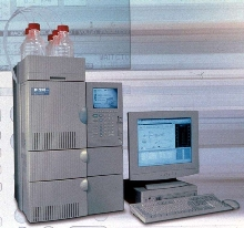 HPLC Systems are fully integrated for high throughput.