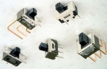 Miniature Slide Switches suit wide variety of applications.