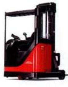Reach Trucks offer 3 independent braking systems.