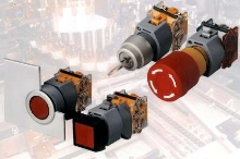 Industrial Switches offer 3 choices of illumination.
