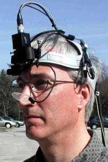 Eye Tracking System features lightweight optics.