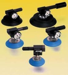 Vacuum Generators are clog-resistant and maintenance-free.