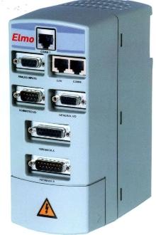 Digital Servo Drive provides up to 6 kW peak power.