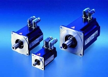 Pole-Wound Servomotors offer torques from 0.18-53 Nm.