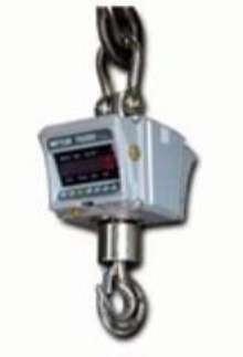 Crane Scales offer capacities from 250-10,000 lb.