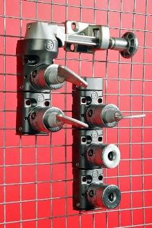 Modular Safety Interlock fits hinged and sliding doors.