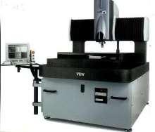 Vision Measurement System utilizes linear motors.