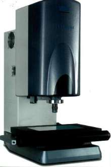 Metrology System offers 300 x 150 x 150 mm measuring range.