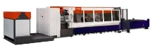 Laser Cutting System features 4,400 W resonator.