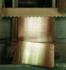 Bandsaw Blades cut wide array of materials.