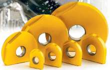 Ball Nose Cutter is designed for high-feed milling.