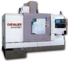 Verticle Machining Center is fully upgradeable.