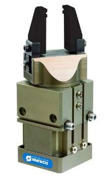 Gripper-Swivel Units suit automated assembly applications.