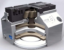 Concentric Clamping Vises suit space-restricted areas.