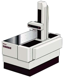 Surface Roughness Tester accommodates heavy workpieces.