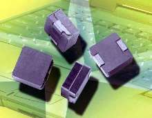 Inductors feature DCR values down to 0.47 mOhm.