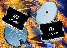 Step-Up Converter suits low noise blocker applications.