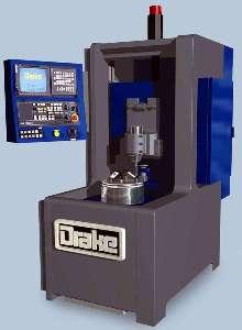 CNC Bore Grinder has 3-axis, vertical design.