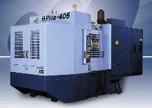 Machining Center suits high-speed milling and contouring.