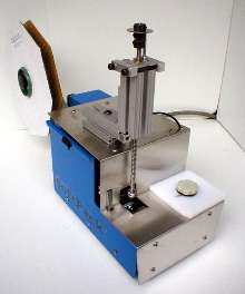 Tape Applicator offers operating cycle of less than 1 sec.