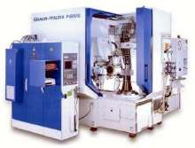 Software promotes productivity in P 600 G profile grinder.