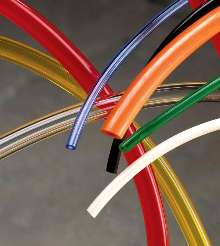 Flexible Pneumatic Tubing resists attack from moisture.