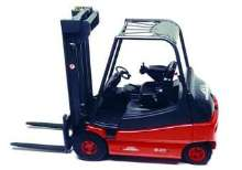 Counterbalanced Lift Truck produces zero emissions.