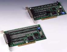 PCI DI/DO Cards offer 128 digital input/output channels.