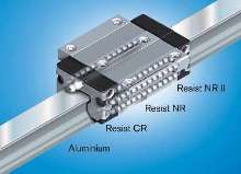 Ball Rail Systems offer corrosion resistance.