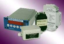 Signal Conditioners suit strain gage sensors.