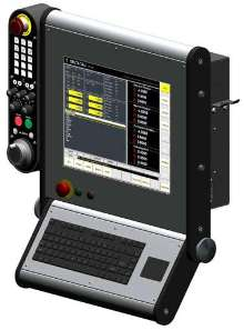 CNC Unit provides integrated, open-architecture solution.