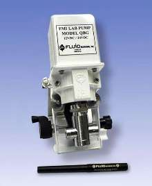 Piston Metering Pumps operate in remote locations.