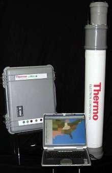 Centralized Platform detects radiation threats.