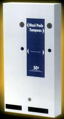 Dual Dispenser offers automatic, touch-free operation.