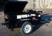 Direct-Fire Melter comes in 90 and 115 gal capacities.