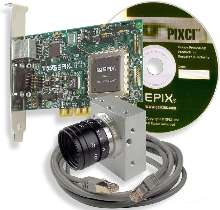 Machine Vision System has 1280 x 1024 max array resolution.