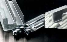 End Mills provide aggressive metal removal.