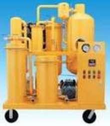 Turbine Oil Purifier helps extend machine life.