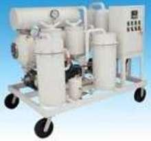 Turbine Oil Purifier extends machine life.