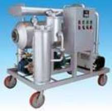 Oil Purifier extends lifetime of oil in electrical devices.