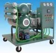 Vacuum Insulation Oil Purifier has dual stage design.