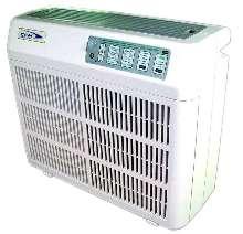 Air Purifier eliminates harmful pollutants.