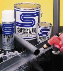 Stainless Steel Coatings withstand washdowns and chemicals.