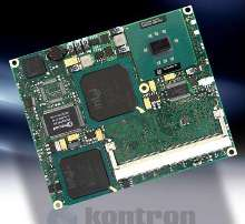 Embedded Module features Intel i815E chipset.