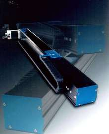 Belt Driven Linear Stages suit positioning applications.