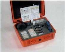HazMat Test Kit is designed for First Responders.
