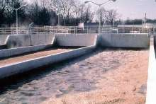 Aeration System offers solution for oxidation ditches.