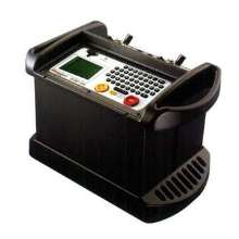 Portable Ohmmeter delivers filtered dc current of 10-200 A.