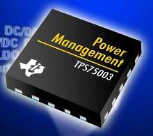 Power Management IC supports Xilinx FPGAs.