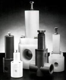Pump Bypass Valves are corrosion-resistant.